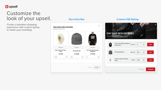 Customize the look of your offer modal with CSS