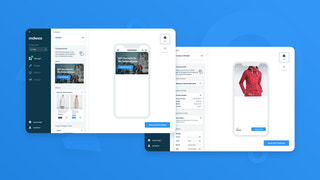 Customize your product details, with different components.