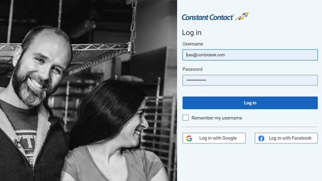 Shopify ConstantContact - Connect to Constant Contact