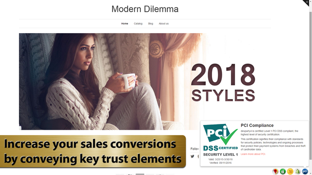 Increase your sales conversions by conveying key trust elements