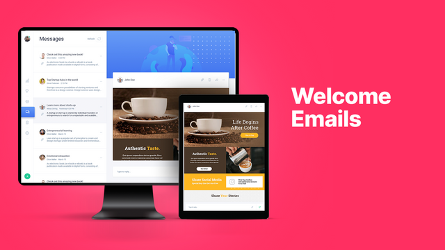 Welcome Emails
