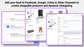 Snyc Products To Facebook & Other Channels in Real-time