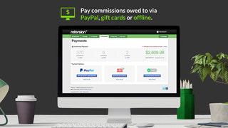 refersion, affiliate marketing, merchant to affiliate payment op
