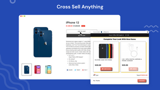 Cross-sell offer