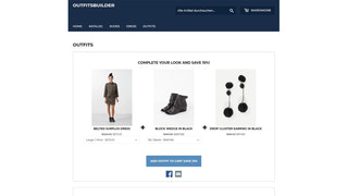 Frontend Outfits Overview