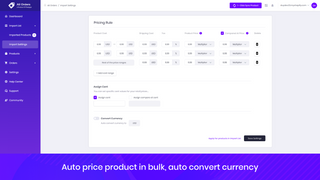 Edit Products Price with Ali Orders for Drop shipping