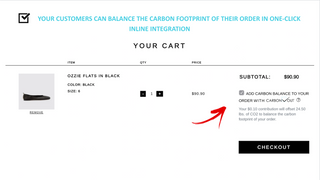 Carbon Checkout Inline Form