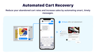 automated cart recovery to recover sales