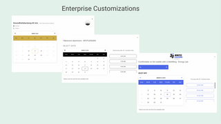 Enterprise Customizations