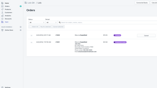 manage orders and fulfillment with Lulu Direct