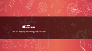 Help you find and dropship the winning products