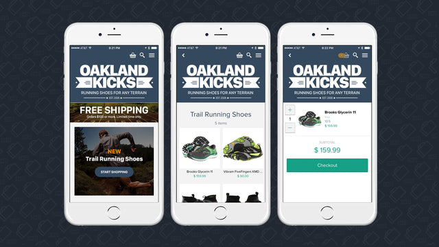 Get a fabulous app for your Shopify store