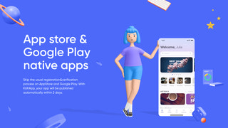 AppStore & Google Play native apps