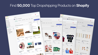 Sort and Find the Top Winning Dropship Products