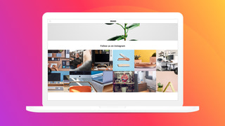 Maximum Instagram feed responsiveness to suit any website