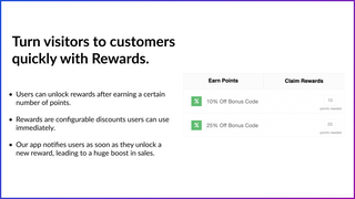 Get Sales With Rewards