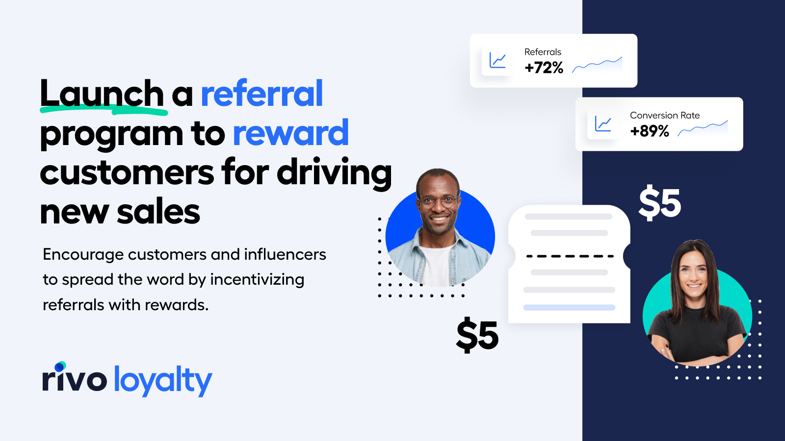 Referral Program to Reward Customers and Influencers