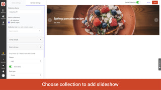 banner collection slideshow image slider easy to customize