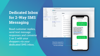 SMS Marketing Automation Two-Way Chat Inbox