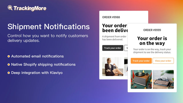 Automatic  Notifications