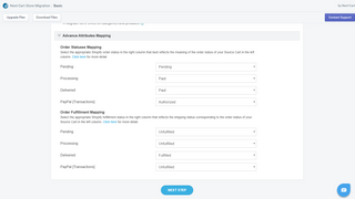 import data to shopify