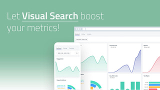 Visual search admin dashboard