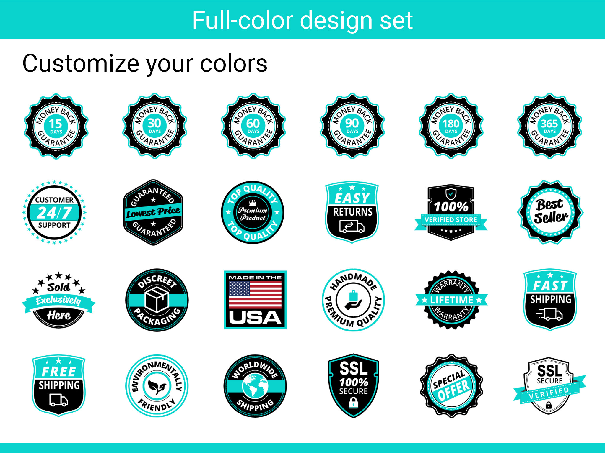 color trust icons