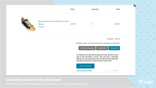 Customize colors to fit your brand (Premium)