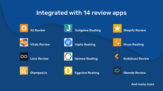 Integrated Review apps