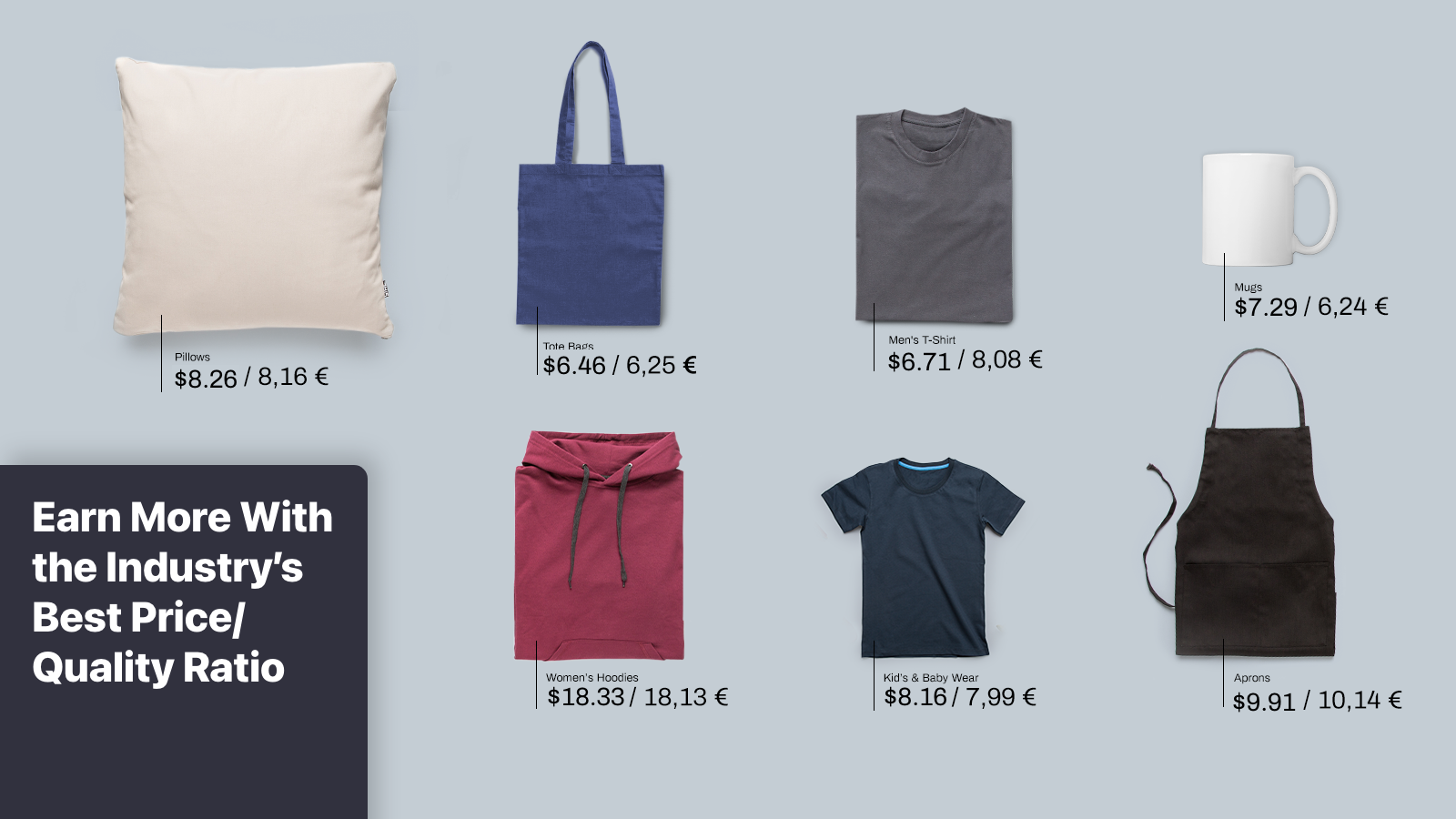 SPOD - Spreadshirt Print On Demand: The Industry's Best Prices