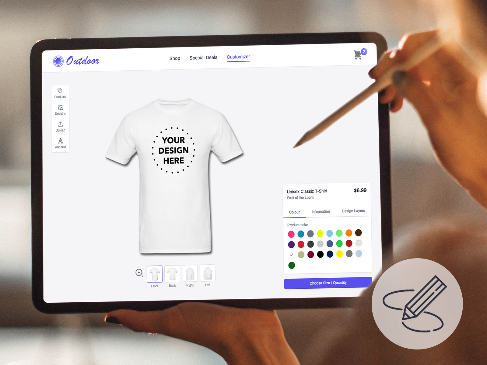Customizer For Your Store
