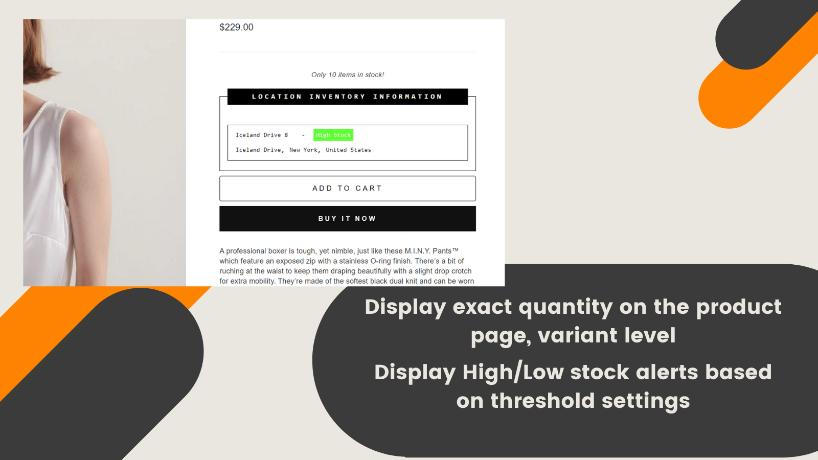 Show multi location inventory on product pages