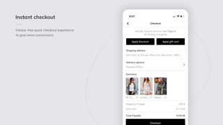 Shopify Mobile App by HulkApps