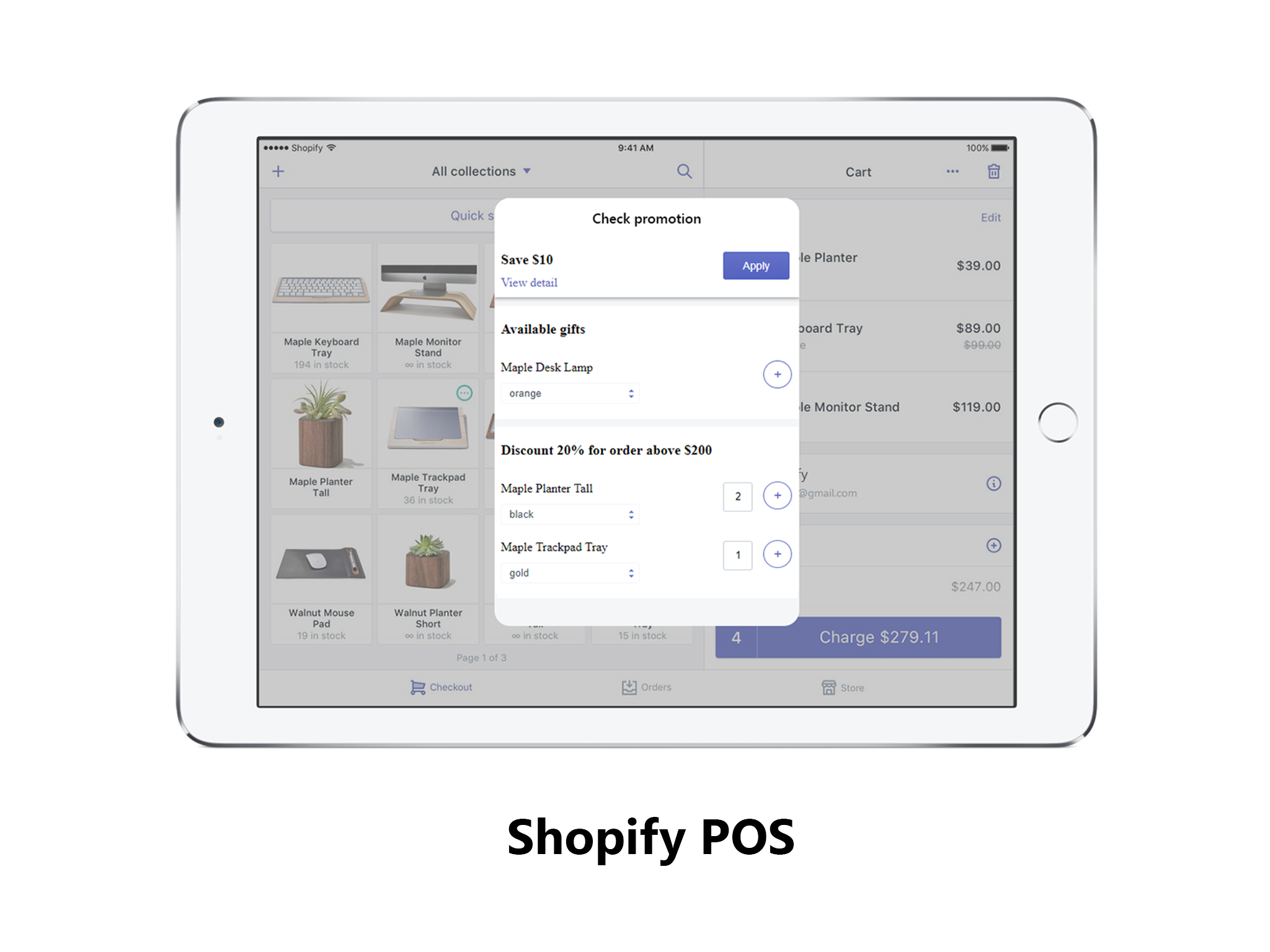 shopify pos promotion manager
