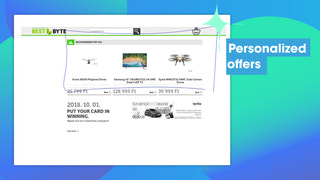 Personalized offers