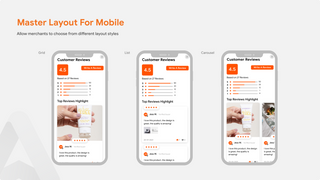 Product Reviews For Master Layout For Mobile