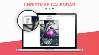 Christmas Calendar sale boost on site