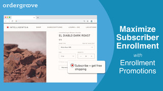 Enrollment Promotions- Free Shipping