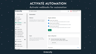 Activate automation