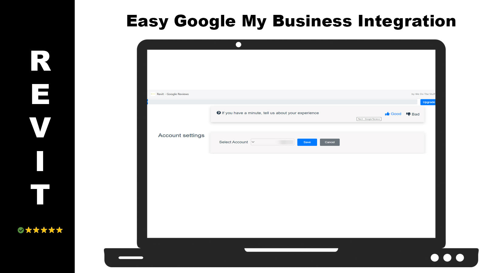 Easy Google Reviews Implementation