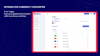 auto currency converter with Shopify Payment checkout supported