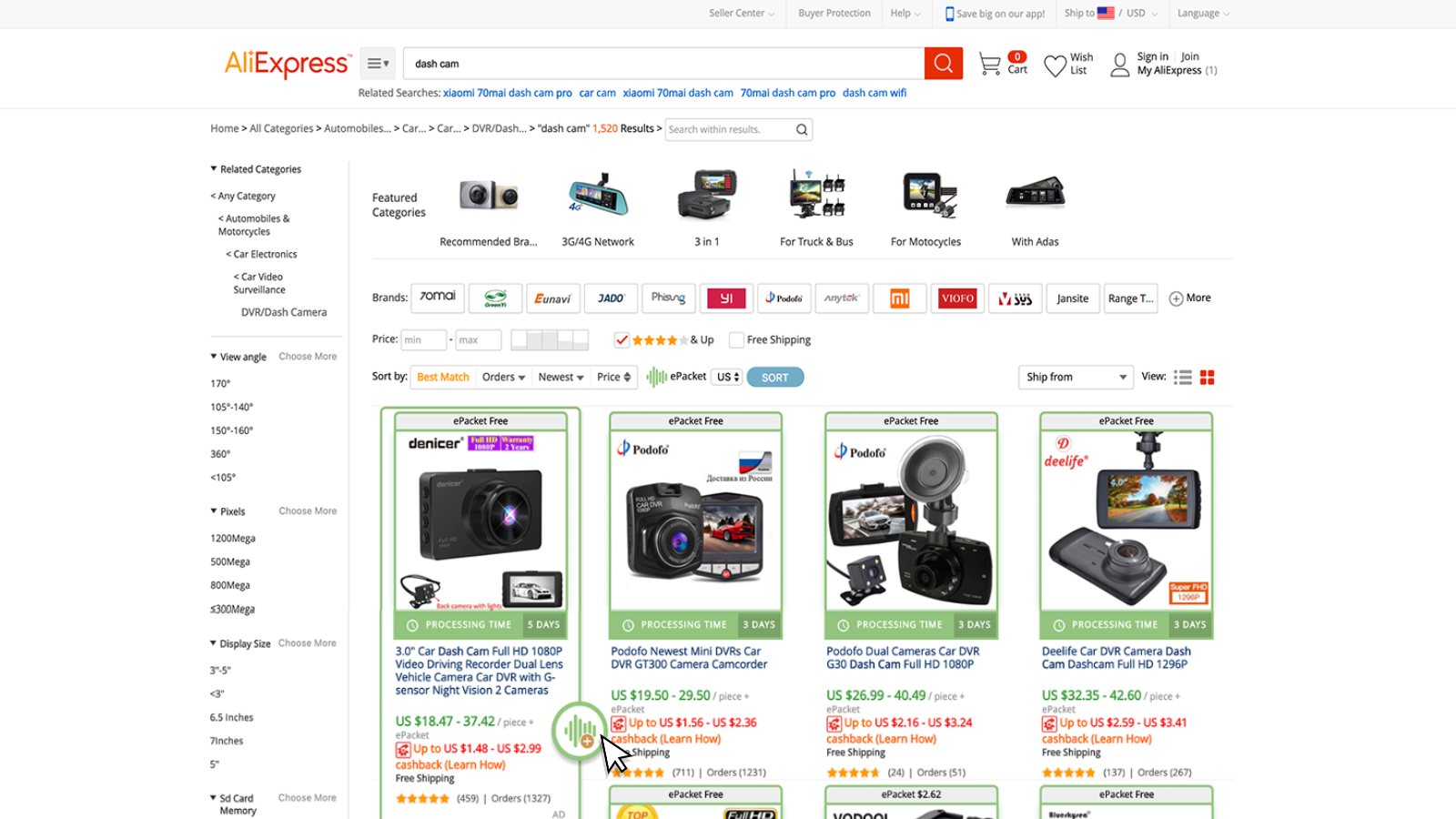 Import AliExpress, Alibaba and eBay Products With 1 Click