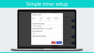 countdown timer for shopify