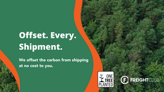 Eco-Friendly Shipping