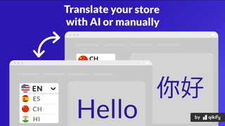 translate your store manually or with ai translation
