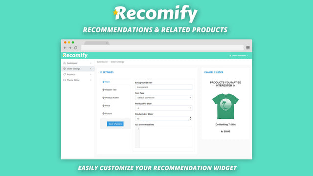 product recommendation