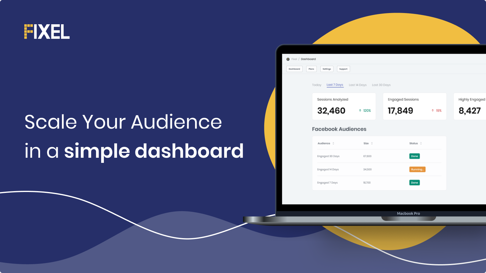 Manage all your audiences in one place