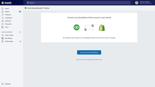 Shopify Quickbooks Sync