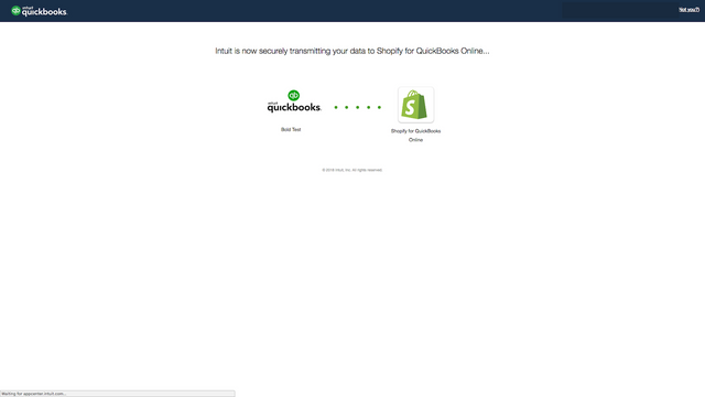 Syncing to QuickBooks