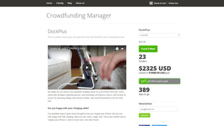 shopify crowdfunding